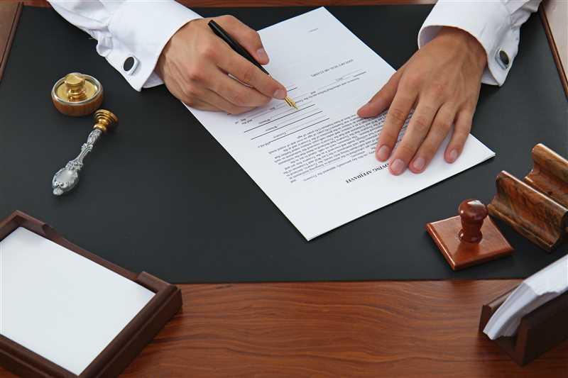 تنظیم متن قرارداد کاری