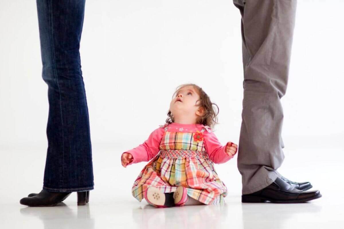 قوانین حضانت فرزند پس از طلاق